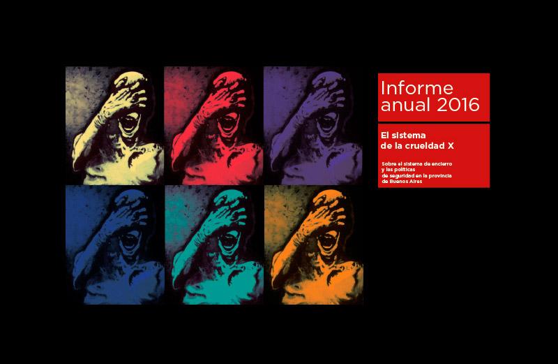 Nuevo Informe Anual sobre el sistema de encierro bonaerense