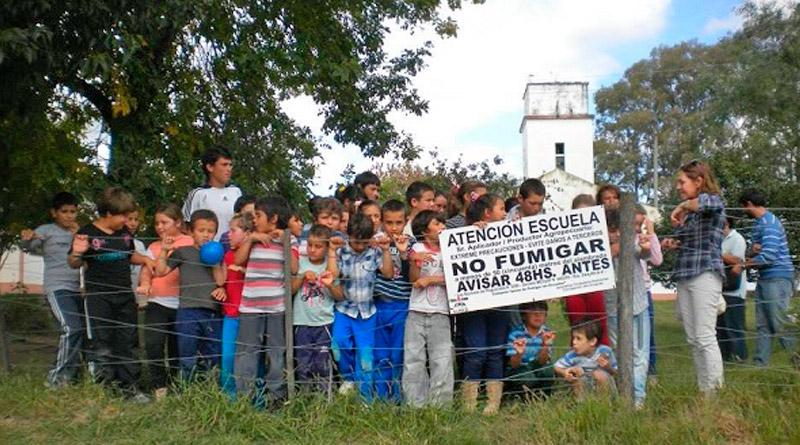 Agrotóxicos: Denuncia contra el Estado argentino por violación a los derechos de la niñez
